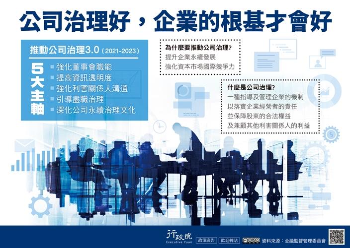公司治理3.0-永續發展藍圖計畫eDM